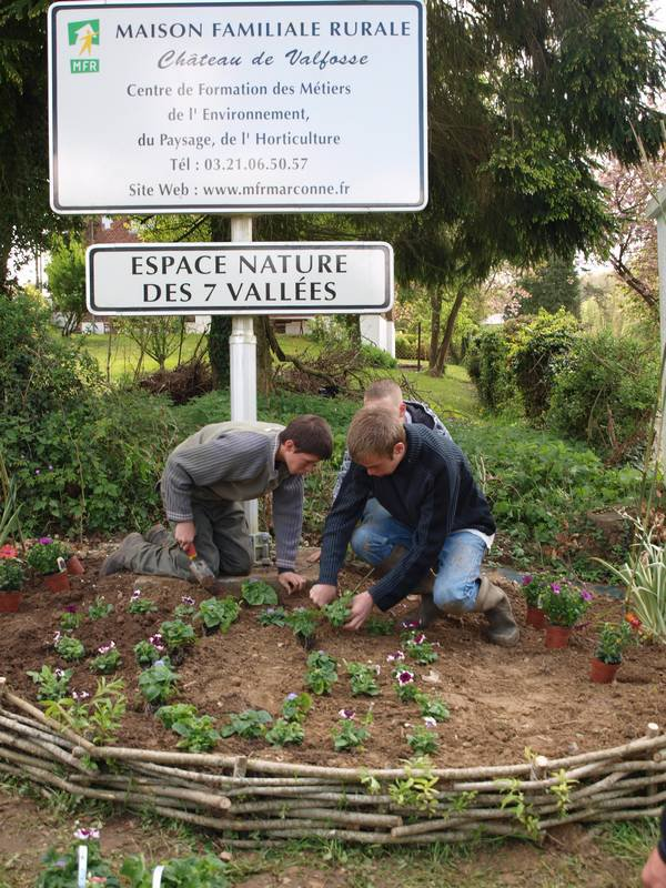 formation jardinier paysagiste pour adulte